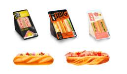 Baguettes & Sandwiches for Pierre Baguette